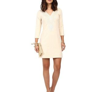 Lilly Pulitzer 'Clarkson' Dress in Natural